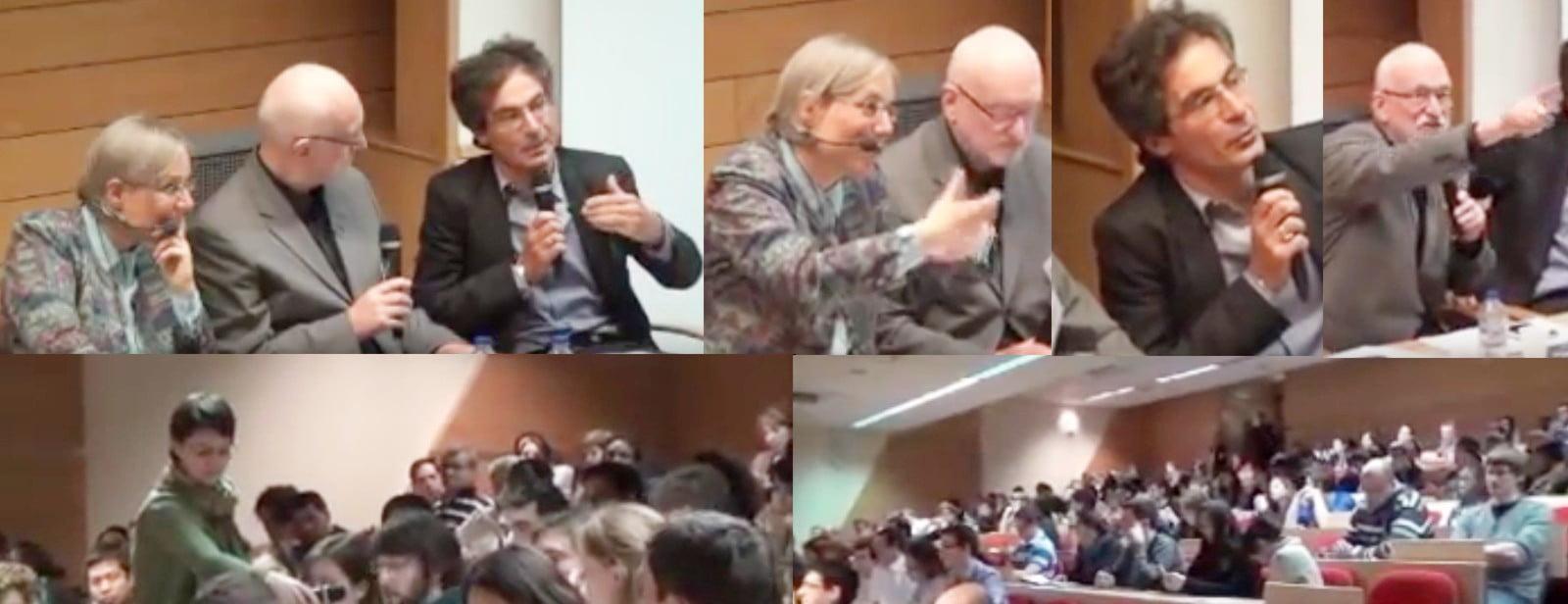 Discussion entre Etienne Klein et Lydia Jaeger : La science rend elle la religion impossible ?