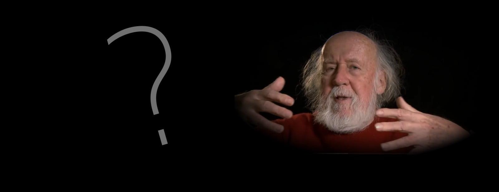 Hubert Reeves : Pourquoi la nuit est noire ?