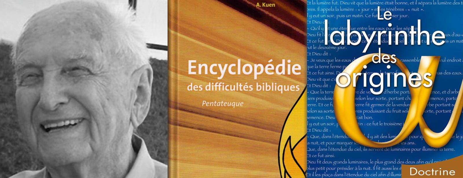 """La contribution d'Alfred Kuen au """"débat"""" science-foi chez les évangéliques"""