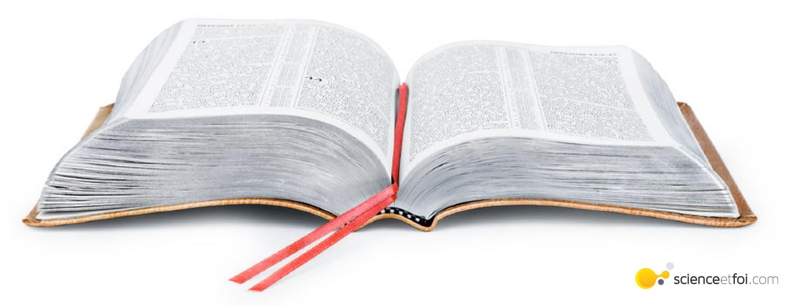 Rien que la Bible, mais toute la Bible !