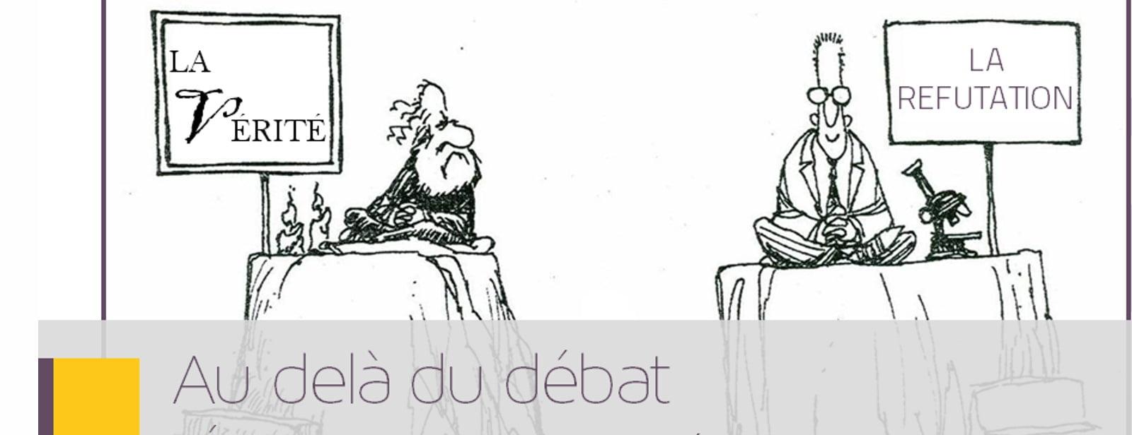 Diaporama Au delà du débat «évolution» vs «création»