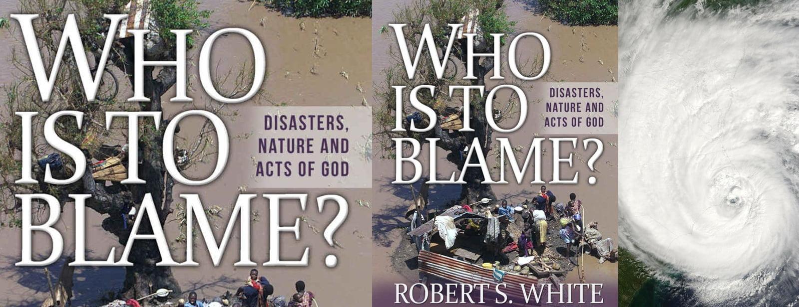 Les catastrophes naturelles, à qui la faute ?