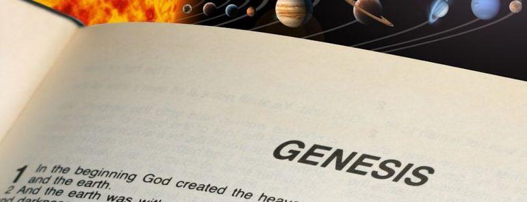 Bible concordisme Genèse