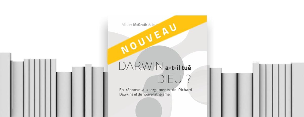 Livre Darwin Dieu