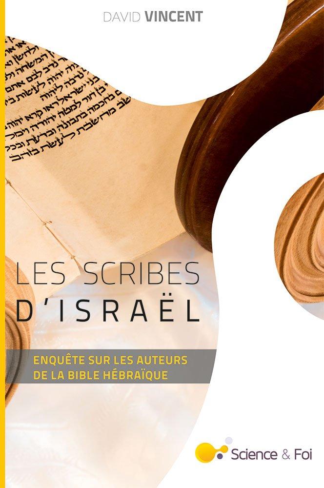 Livre Scribes Israël
