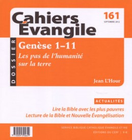cahiers évangile 161