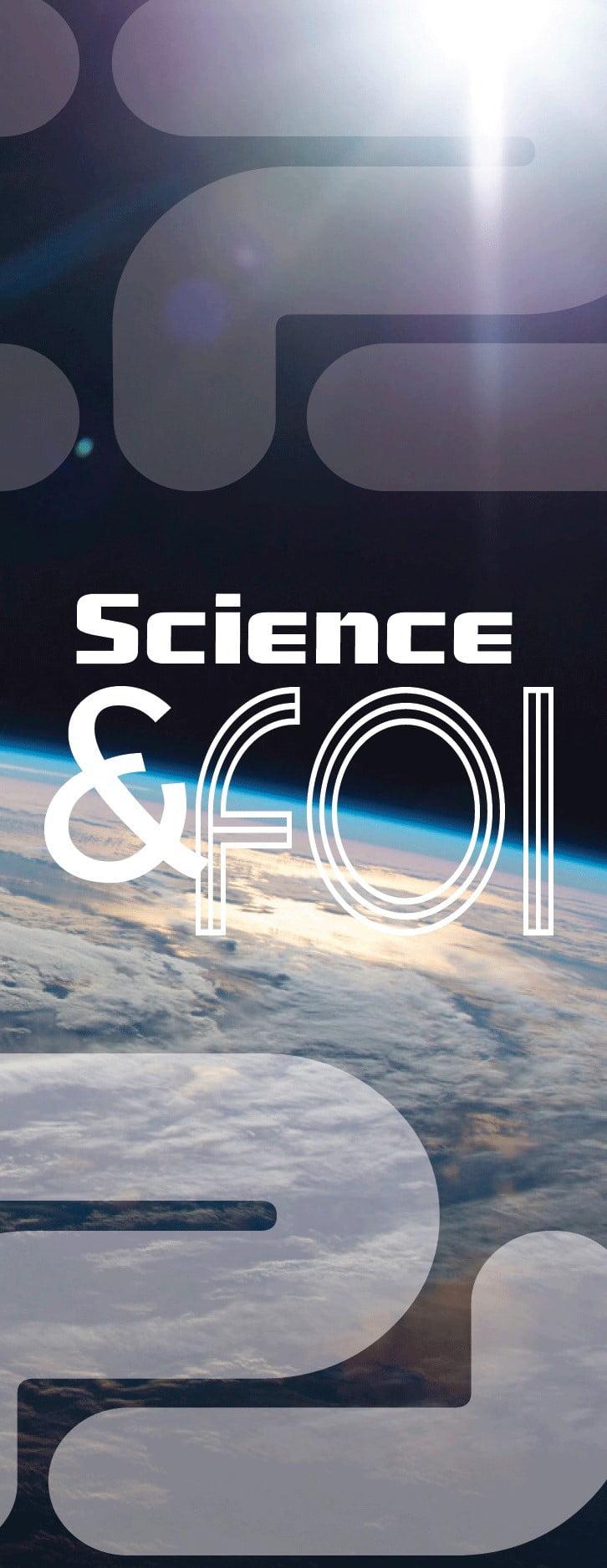 panneau science et foi